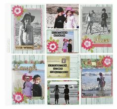 Telegraph Road Pocket Page Pocket Scrapbooking, Scrapbook Layouts, General Crafts, Craft Items, Project Life, Projects, Painting, Art, Log Projects