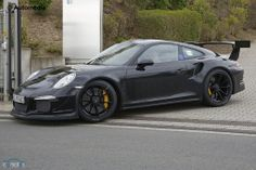 SPY PICS: Porsche 911 GT3 RS