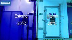 Test di una finestra prodotta con profili Deceuninck Zendow#neo sottoposta a condizioni climatiche estreme.  #Deceuninck #Thermofibra #BestInClass #isolante #freddo