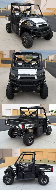 NEW 2015 Polaris RANGER XP 900 EPS Black Pearl ... - Exclusively on #priceabate #priceabatePowerSportsATVsUTVs! BUY IT NOW ONLY $12897.32