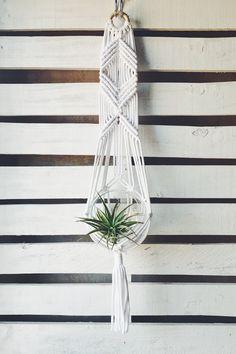 $40 diamond pattern plant hanger for sale