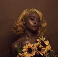 black women models with short hair Glam Photoshoot, Photoshoot Themes, Black Girls Rock, Black Girl Magic, Photographie Portrait Inspiration, Brown Skin Girls, Black Girl Aesthetic, Aesthetic Women, African Hairstyles