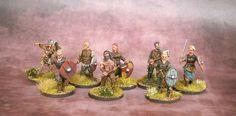 Jacksarge Brushes & Battles: Vikings!!!!