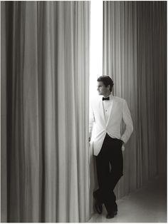 Roger Federer by Mario Testino