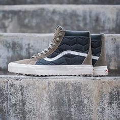 6ba9bd4806 The North Face x Vans SK8-Hi MTE Vans Slip On