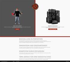 Webdesign - AP Veranstaltungsservice