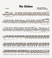 DrumTech: Gavin Harrison's Drum solo - The Chicken (Video & Transcription)