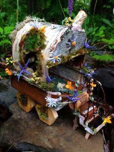 Fairy caravan...