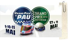 Grand Prix Historique de Pau 2014