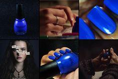 Endless Blue - O Esmalte de Hannah Baker