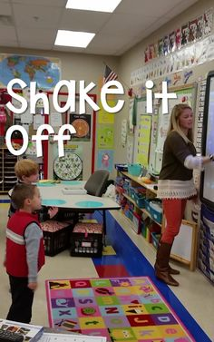 "This is a fun math activity for the kids...""shaking off"" the smaller number to Taylor Swift's song, ""Shake It Off."" The kids are having a blast."