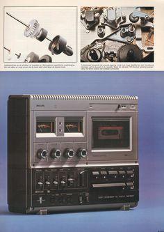 Audio, Lp, Dutch, Vintage, Design, Antique Pictures, Brickwork, Technology, Nostalgia