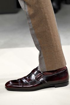 Bottega Veneta Fall 2012 Menswear