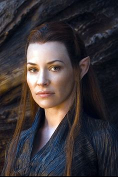 Tauriel, Evangeline Lilly, The Hobbit: The Desolation of Smaug Thranduil, Legolas And Tauriel, Aragorn, Evangeline Lilly, Hobbit 2, The Hobbit Movies, The Hobbit Characters, Hobbit Films, Elfa