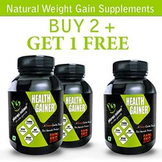 Pharma Science Weight Gainer, Muscle Gain, Energy, Muscle Growth,Supplements Powder for Men and Women -(Buy 2 Get 1 Free) Weight Gain Supplements, Weight Gain Diet, Best Weight Gainer, Mass Gainer, Energy Level, Build Muscle, Herbalism, Bodybuilding, Free