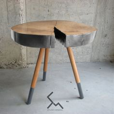 STOLIK NO.1 MOON (proj. Studio Minimal), do kupienia w DecoBazaar.com