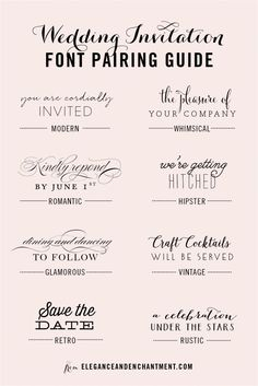 cool modern wedding invitations best photos