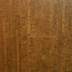 Burnished Straw Plank Cork 13/32 in. Thick x 5-1/2 in. Wide x 36 in. Length Flooring (10.92 sq. ft. / case)-PF9576 at The Home Depot