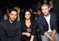 Pin for Later: 8 Years of Demi Lovato and Nick Jonas's Unbreakable Friendship in Pictures 2016