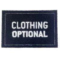 Capacho Clothing Optional