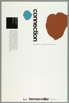 Poster, Connection