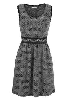 dress with peek-a-boo lace waist (original price, $34) available at #Maurices