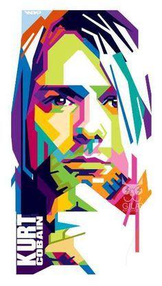 Kurt Cobain 3 by gilar666.deviantart.com on @deviantART