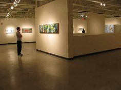 David Ahlsted, Richard Stockton College Art Gallery