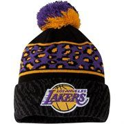 Los Angeles Lakers New Era Youth Polar Prints Cuffed Knit Hat with Pom – Black It's time for the greatest deal of the YEAR! Save 30% on orders over $60 when you use the code: CFLASH. Don't wait, inventory is limited!