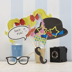 Having a Photo Booth at your wedding? You NEED these props!