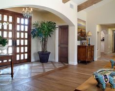 Wood Floor Transitions Design Ideas, Pictures, Remodel, and Decor