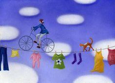 Причудливые иллюстрации Mandy Pritty - Ярмарка Мастеров - ручная работа, handmade