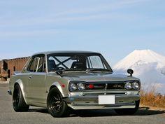Nissan Skyline GT-R '72