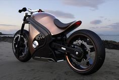 18 Futuristic Motorcycle Concepts