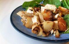 Chicken Apple Fennel Hash Stir Fry Recipe