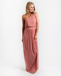 WILLOW MAXI DRESS