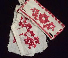 Embroidery, Stitch, Fashion, Moda, Needlepoint, Full Stop, Fashion Styles, Fashion Illustrations, Sew