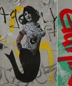 Warsaw Mermaid ❇ Berlin