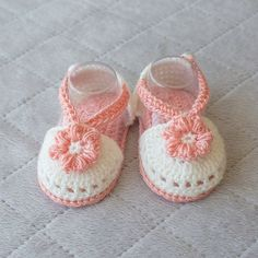 Crochet Baby sandals baby girl sandals baby girl shoes girl