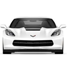 2016 #Corvette #Stingray Front Decal Package, Hood, Carbon Flash: Add visual punch to your Corvette with these Hood Stinger Stripe Decals. Choose from Carbon Flash or Cyber Gray to give your 'Vette a custom look.