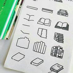 60 of the cutest how to doodle tutorials EVER. doodles 60 How to Doodle Tutorials for Your Bullet Journal - The Thrifty Kiwi Bullet Journal Headers, Bullet Journal Notes, Bullet Journal Aesthetic, Bullet Journal 2019, Bullet Journal Ideas Pages, Bullet Journal Inspiration, Journal Pages, Bullet Journal Markers, Doodle Inspiration