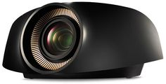 The world's first home 4k projector. Serious man cave material.