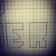 #grid #griddesign #typography #letterforms #logotype #logo #logodesign #graphicdesign #illustrator #digitaldesign #process #processofcreation  by WILLPOWER STUDIOS   WILLIAM ISMAEL   WWW.WILLPOWERSTUDIOS.COM