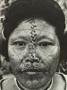 Fotografia de Claude Levi-Strauss