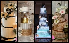 My new Cakes ROCK!!! page on The Knot!