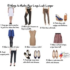 """10 ways to make your legs look longer"", Imogen Lamport, Wardrobe Therapy, Inside out Style blog, Bespoke Image, Image Consultant, Colour Analysis"