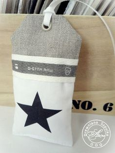 linen tag -Gift Tags and Labels