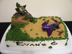 halo birthday cake ideas | Recent Photos The Commons Getty Collection Galleries World Map App ...