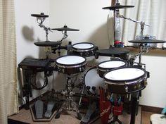 自宅用ドラム