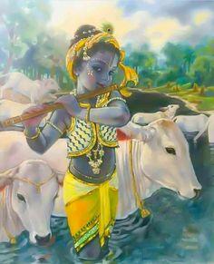 Ideas Painting Love Radha Krishna For 2019 Krishna Hindu, Krishna Leela, Cute Krishna, Radha Krishna Photo, Krishna Radha, Shiva Shakti, Hanuman, Lord Krishna Wallpapers, Radha Krishna Wallpaper